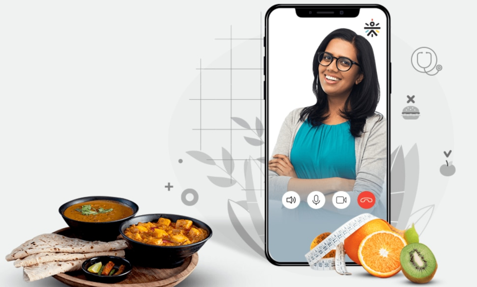 Online Dietician Consultation in undefined