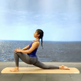 yoga for beginners  practice beginners yoga with curefit