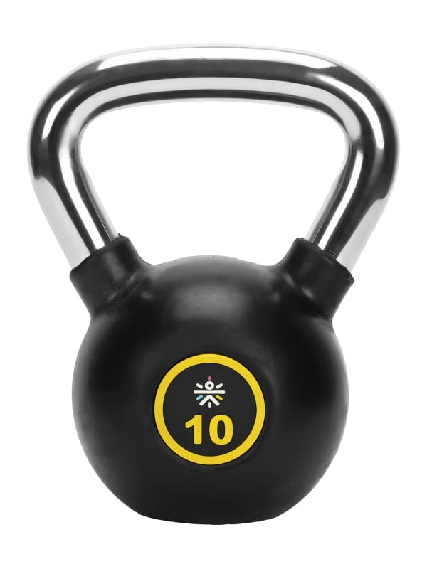 cult.fit Kettlebell - 10 KG x 1 Pc