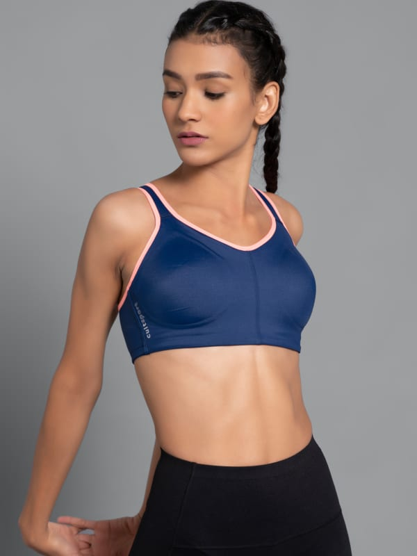 FormFit Medium Impact Iris Sports Bra