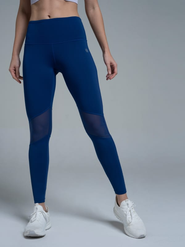 AbsoluteFit Power Mesh Workout Leggings