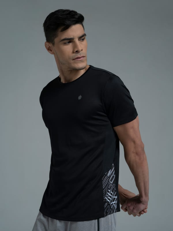 FlashRun Pace Men's Running Tshirt