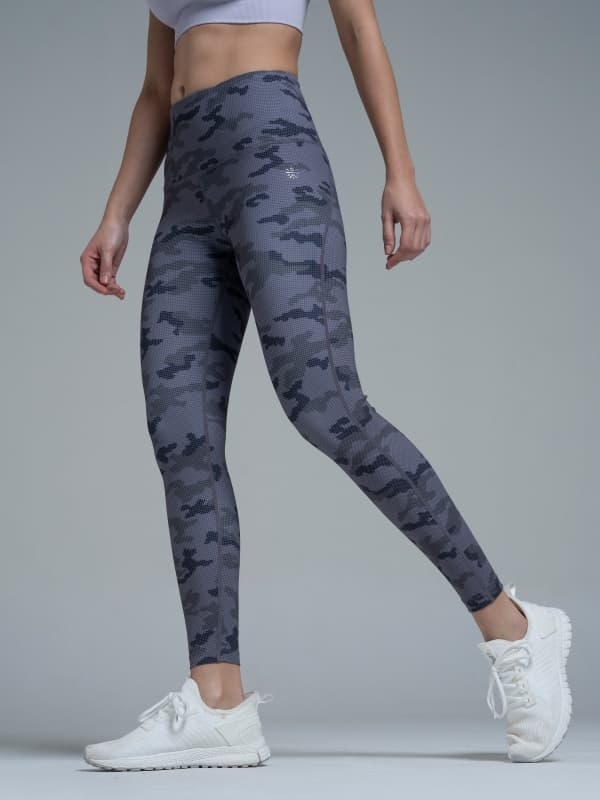 AbsoluteFit Women's Camo Leggings
