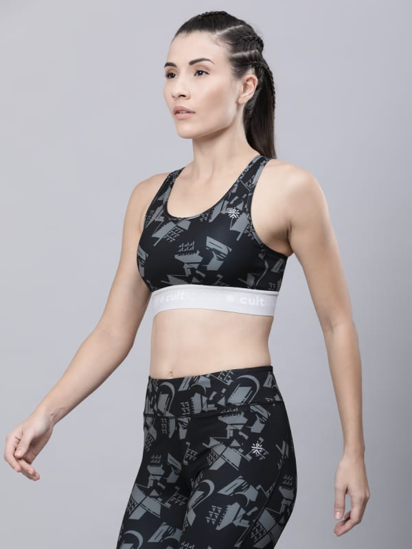 Knockout Medium Support Sports Bra