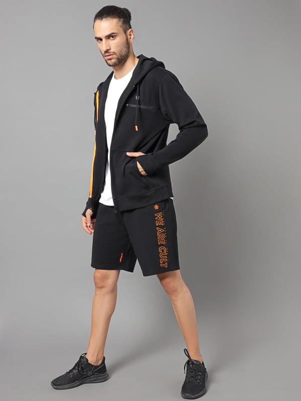 Neon Print Shorts