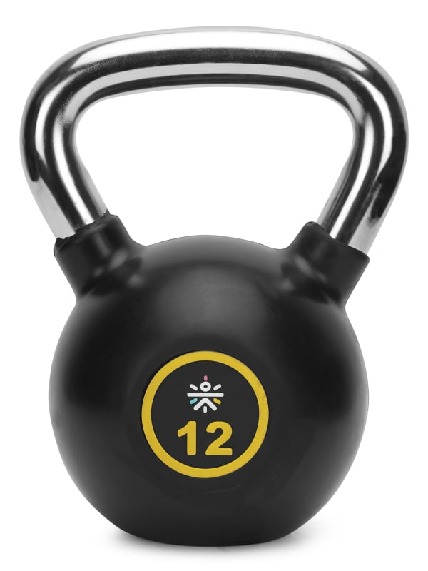 cult.fit Kettlebell - 12 KG x 1 Pc