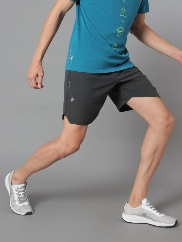 Solid Workout Shorts