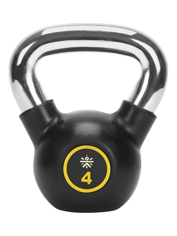 cult.fit Kettlebell - 4 KG x 1 Pc
