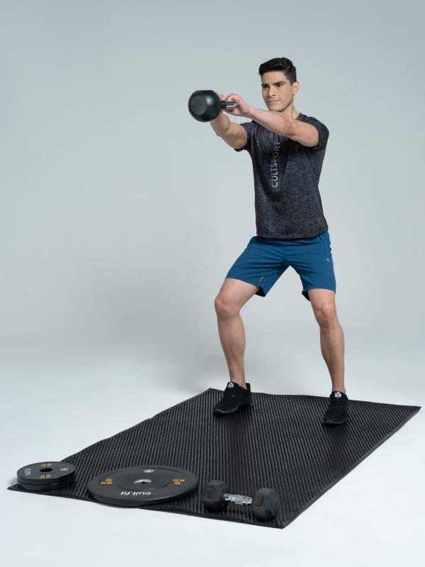 Rubber Workout Mat