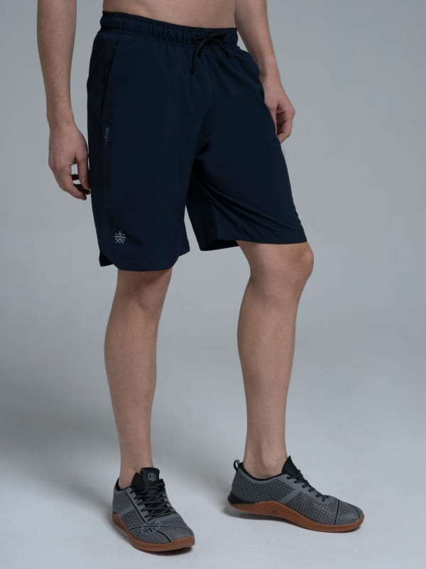 Vital Blaze Navy Gym Shorts