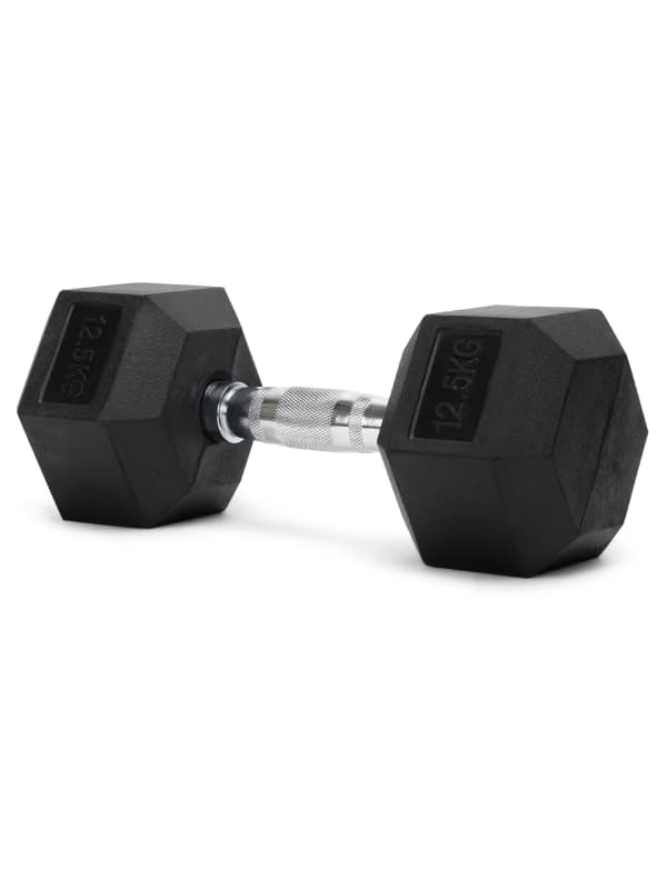 Hex Dumbbell - 12.5 KG x 1 Pc
