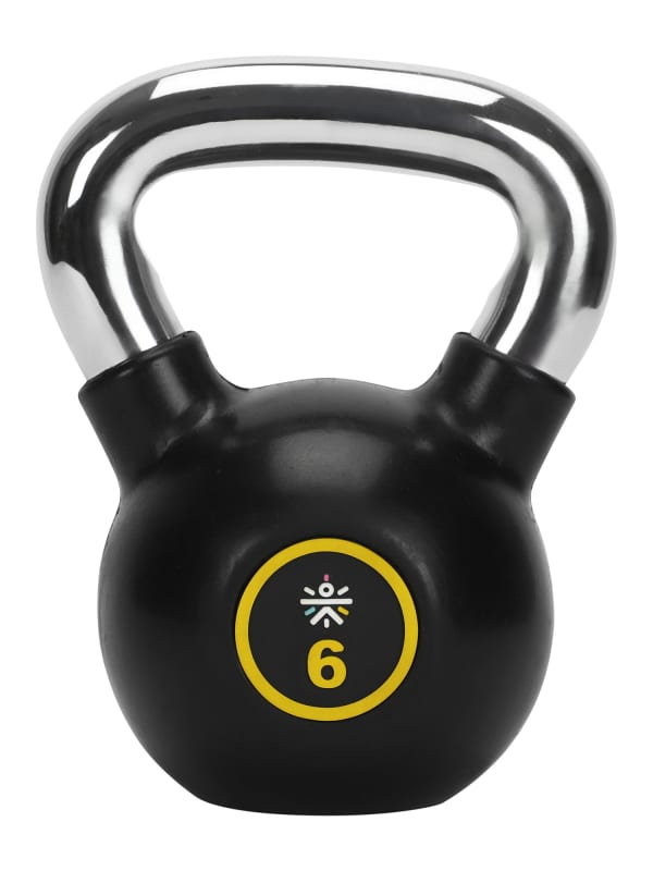 cult.fit Kettlebell - 6 KG x 1 Pc