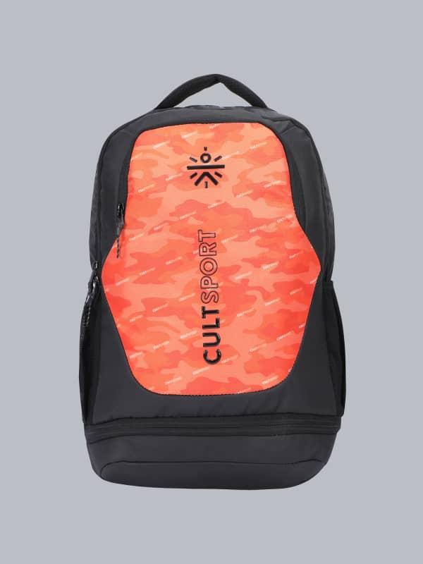 Vital Prism Orange Backpack