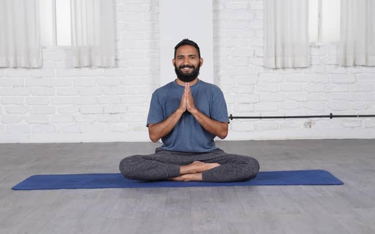 Hatha Yoga: Relax