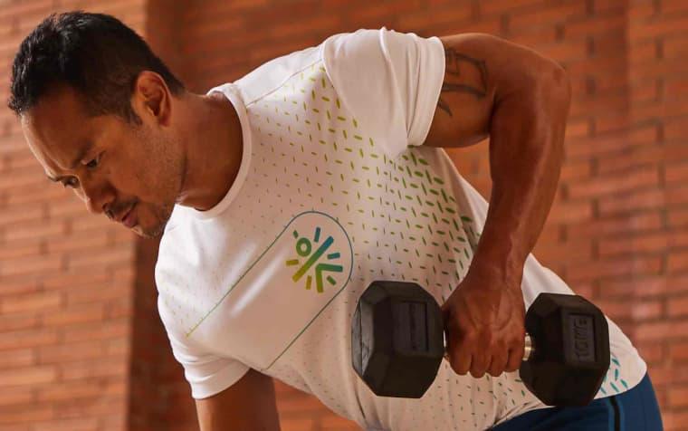 Strength Training: Full Body Challenger with Dumbbells