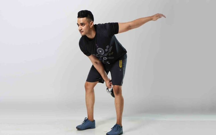 Strength Training: Chest, Triceps & Abs with Dumbbells
