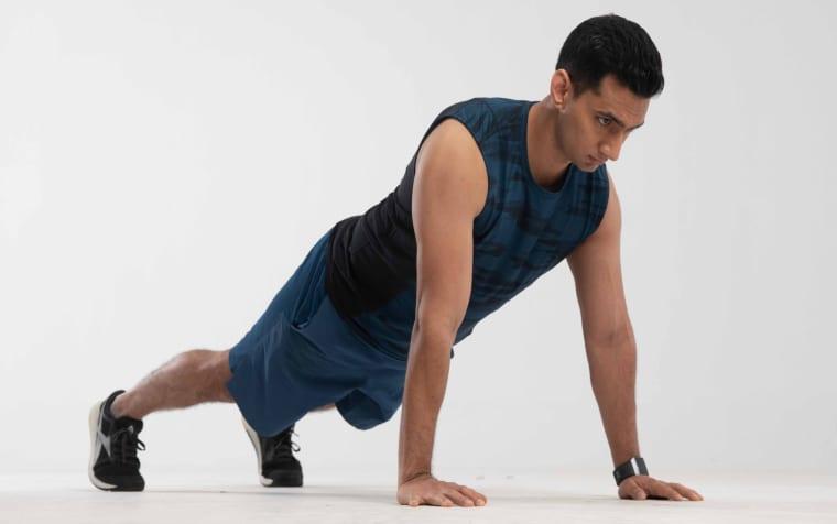 Strength & Conditioning: Upper Body