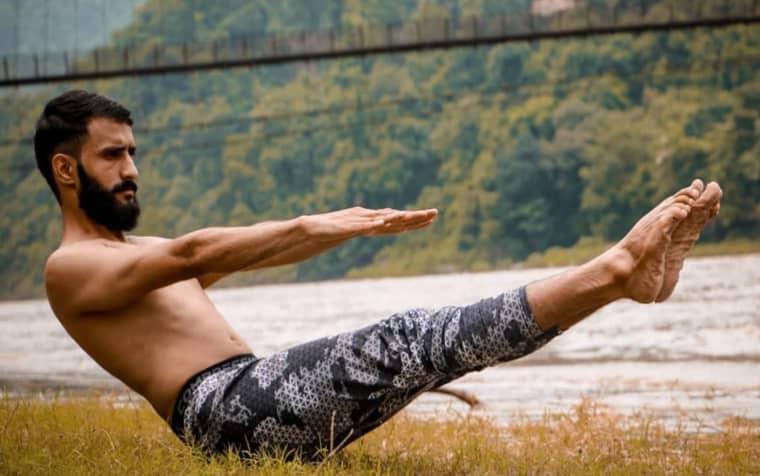 Yoga & Nature: Strength