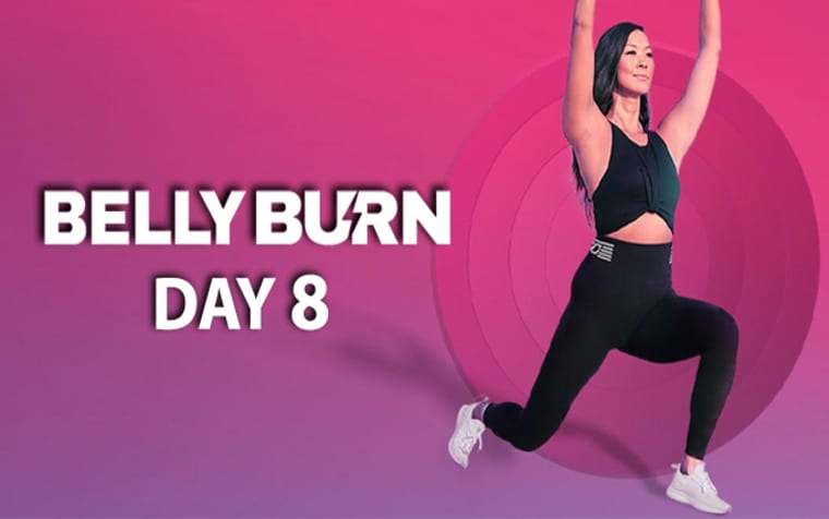 Belly Burn: Cardio and Abs
