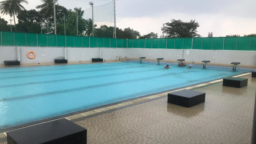 Cult Swimming Fiton Sports JP Nagar
