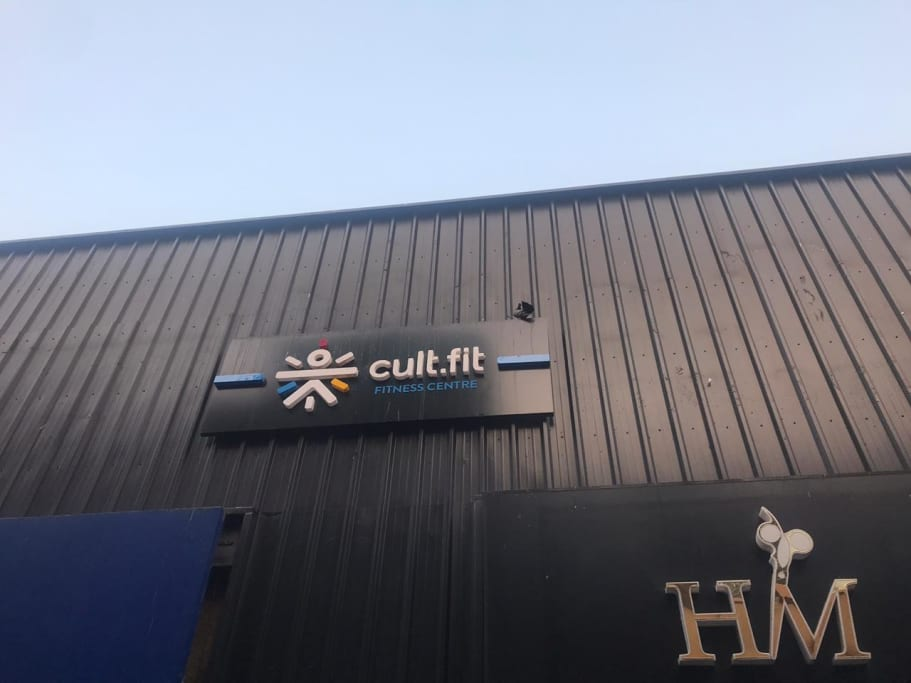 cult.fit Gym in Vasant Vihar Workout Center