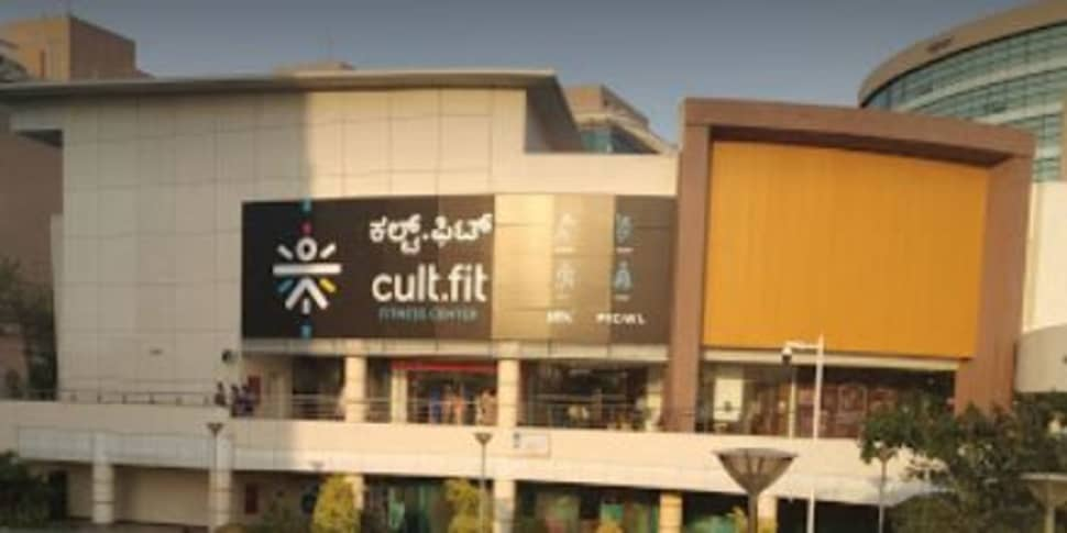 cult.fit Gym in Pritech Park Workout Center