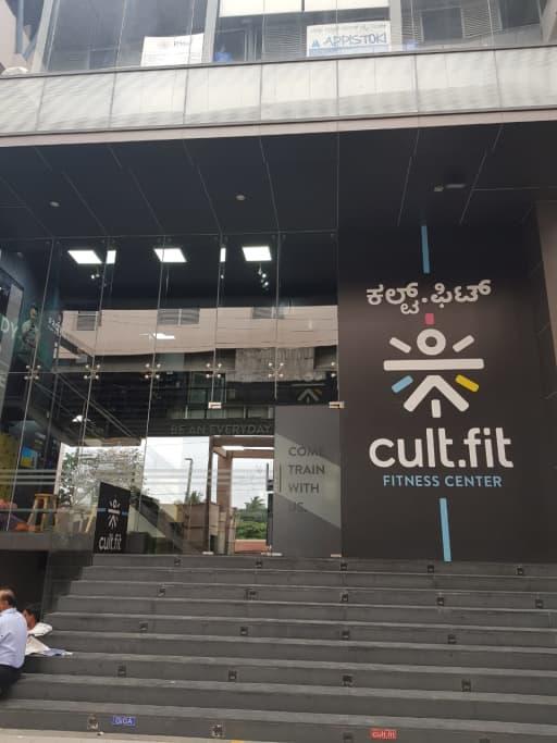 cult.fit Gym in Rajajinagar  Workout Center