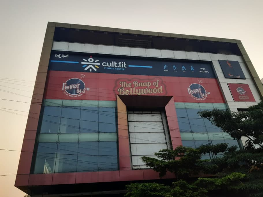 cult.fit Gym in Jubilee Hills Checkpost Workout Center