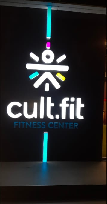 cult.fit Gym in BKC Workout Center