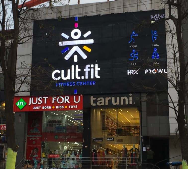 cult.fit Gym in AS Rao Nagar  Workout Center