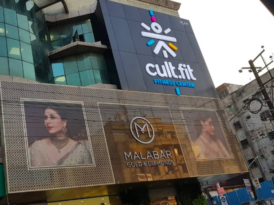 cult.fit Gym in Himayatnagar  Workout Center