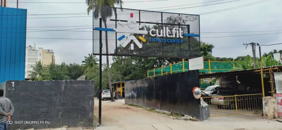 cult.fit Gym in Outdoors Koramangala (Near ThoughtWorks) Workout Center