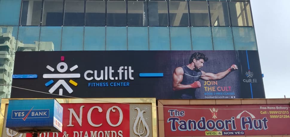 cult.fit Gym in Indirapuram Workout Center