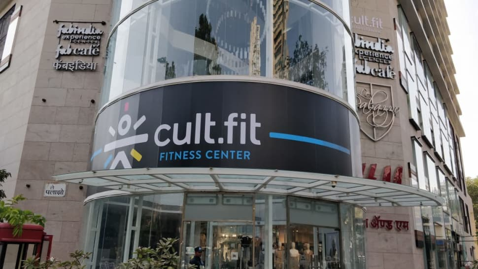 cult.fit Gym in Tardeo  Workout Center