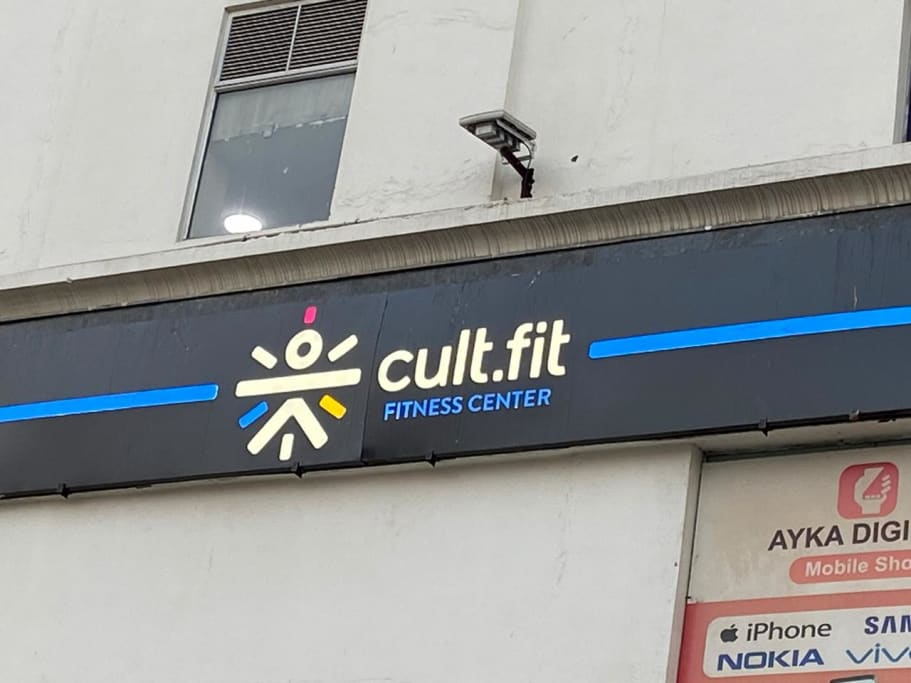 cult.fit Gym in Sector 62 Noida Workout Center