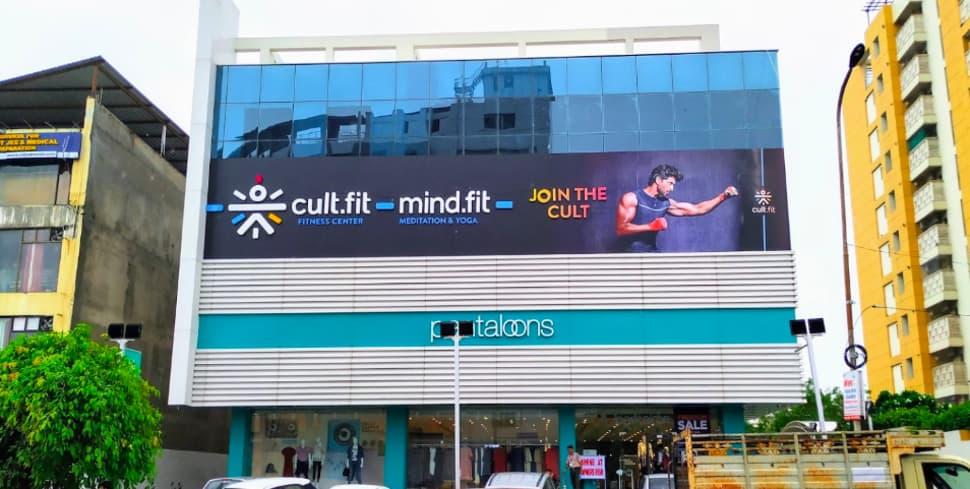 cult.fit Gym in Vaishali Nagar Workout Center