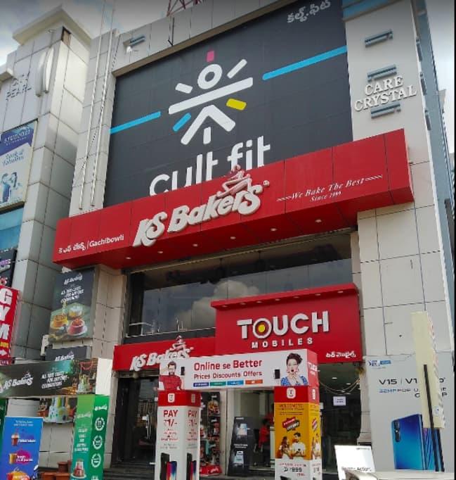 cult.fit Gym in Indiranagar, Gachibowli Workout Center