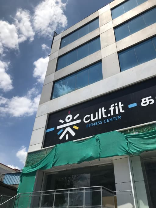 cult.fit Gym in OMR Perungudi Workout Center