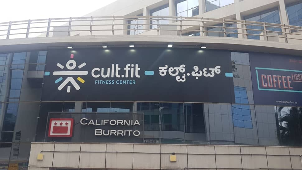 cult.fit Gym in Prestige Tech Park Workout Center