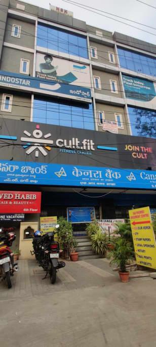 cult.fit Gym in SR Nagar Workout Center