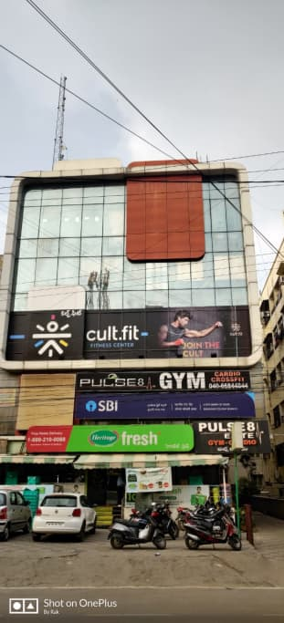 cult.fit Gym in Srinagar Colony Workout Center