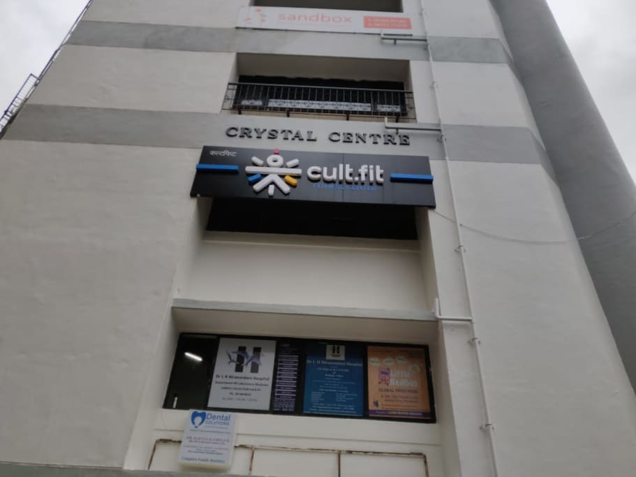cult.fit Gym in Powai - Raheja Vihar  Workout Center