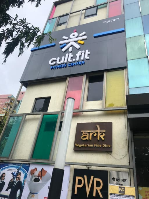 cult.fit Gym in Kandivali West  Workout Center