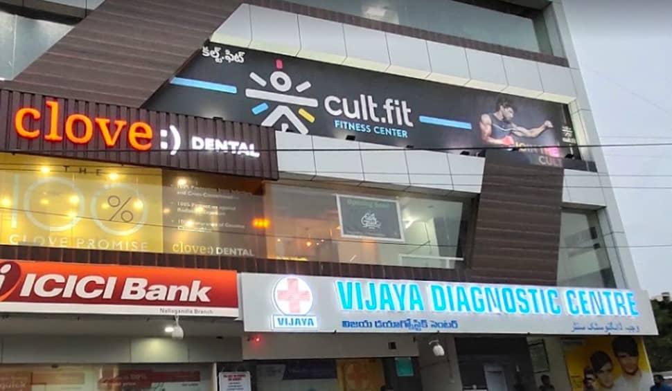cult.fit Gym in Nallagandla  Workout Center