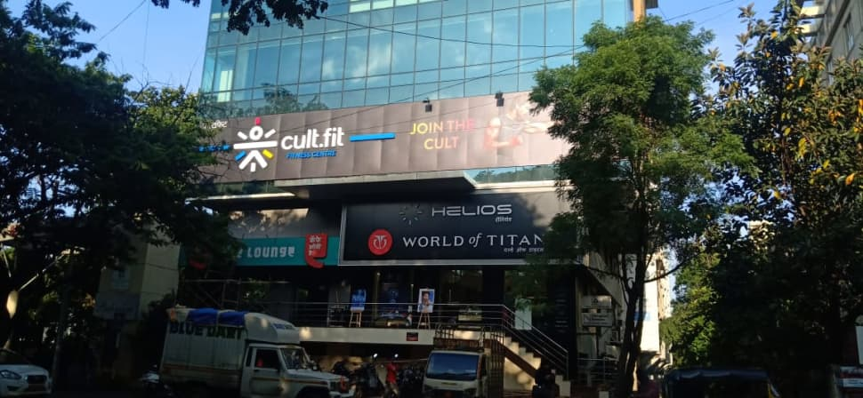 cult.fit Gym in Aundh  Workout Center