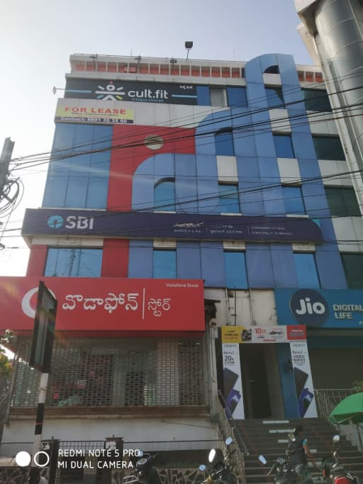 cult.fit Gym in Kukatpally Metro Workout Center