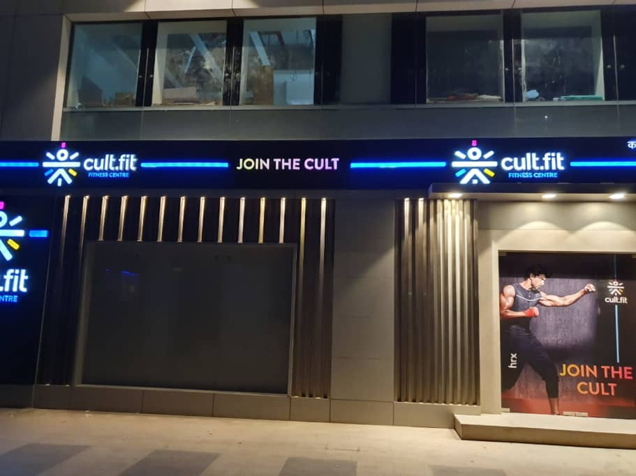 cult.fit Gym in Lokhandwala  Workout Center