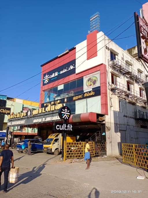 cult.fit Gym in Dance and Yoga Sholinganallur Workout Center