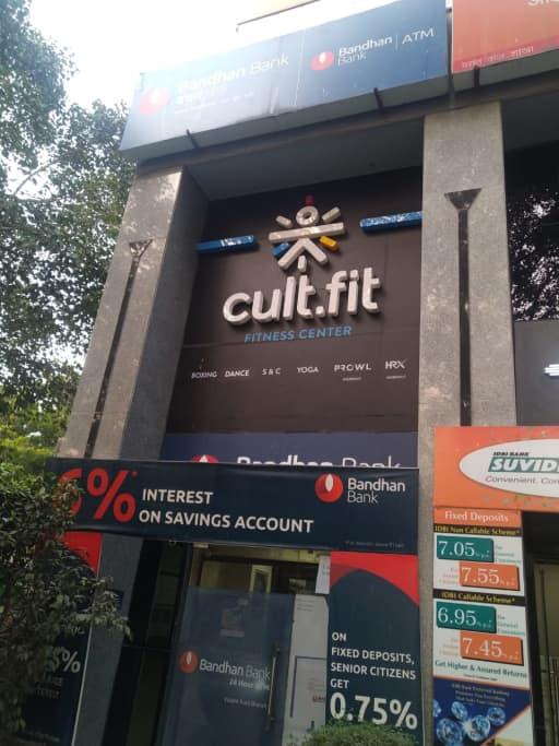cult.fit Gym in Vasant Kunj Workout Center