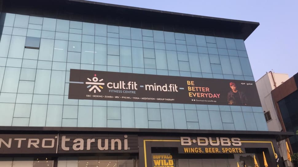 cult.fit Gym in Gachibowli Workout Center